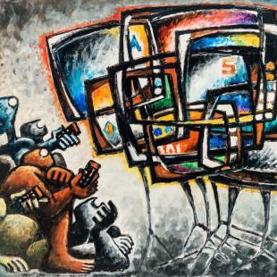 Uomo e televisione